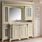 Мебель для ванной Атолл Lyudovik gold