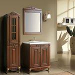 Мебель для ванной Атолл  Verona  фасад витрина