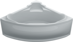 Акриловая ванна PAULA 170x170x44