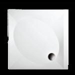 PAA ART KV 90 душевой поддон из литого камня без сифона
