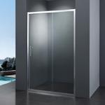 Душевая дверь Dusel FА-512, 1400х1900, стекло прозрачное