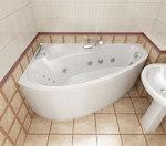 Акриловая ванна TRITON Пеарл-Шелл LR