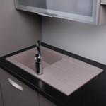 Кухонная мойка Fancy Marble Tennesse (106087001)цвет песочный