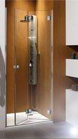 Складная дверь в нишу Radaway Carena DWB 70R (693-705x1950) правая, прозрачная/хром (34582-01-01NR)