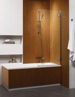 Складная шторка на ванну Radaway Carena PNJ R (70x150) правая, прозрачная/хром (202101-101R)