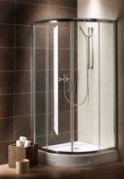 Radaway Premium Plus A 100x100x190 коричневая (30423-01-08N)