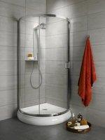 Radaway Premium Plus B 90x90x190 графитовая (30473-01-05N)