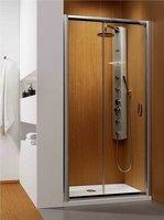 Дверь в нишу Radaway Premium Plus DWJ 100 (972-1015x1900) прозрачная/хром (33303-01-01N)