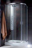 Radaway Premium Plus E 90x80x190 коричневая (30492-01-08N)