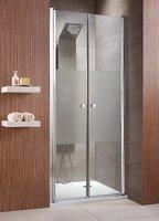 Распашная дверь в нишу Radaway Eos DWD 100 (990-1010x1970) интимато/хром (37723-01-12N)