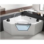 Гидромассажная ванна (3кВт) VERONIS VG-081 150х150х59