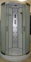 Душевой бокс ATLANTIS AKL 100P-T Standart (White, Grey)