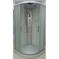 Душевой бокс кабина Atlantis AKL 100P-T (XL) 100х100х215