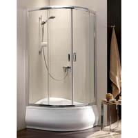 Radaway Premium Plus E 100x80x170 коричневая (30481-01-08N)