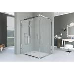 Душевая кабина Aquanil Unimar 100х80х190 без поддона, прозрачное стекло