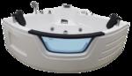 Гидромассажная ванна (3кВт) VERONIS VG-066 150х150х70
