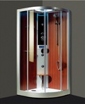 Гидромассажный бокс DUSRUX A068 90x90