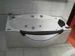 Ванна APPOLLO А-932A прямоугольная с гидро-аэромассажем 1800*990*680 мм, с окошком