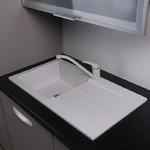 Кухонная мойка Fancy Marble Tennesse (106080001),цвет белый